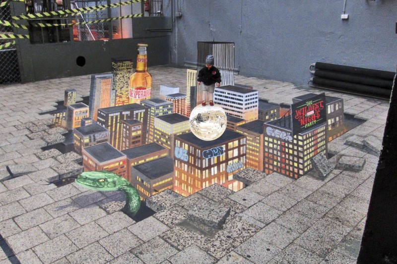 3D Graffiti Jurapark Krasiejow | Special projects | Our offer