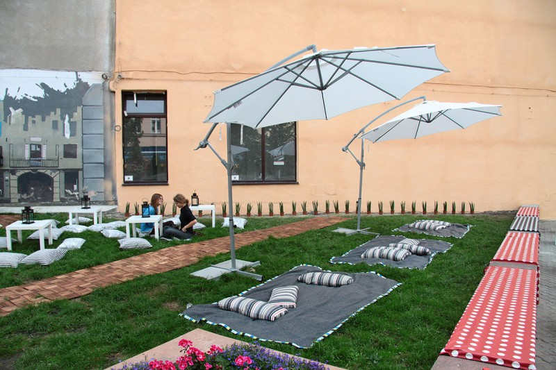 Ambient Campaign for Ikea in Lodz Festival of Good Decor | Festival of Good Decor | Portfolio